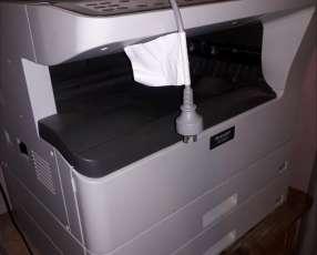 Fotocopiadora Sharp 3 bandejas capacidad A3